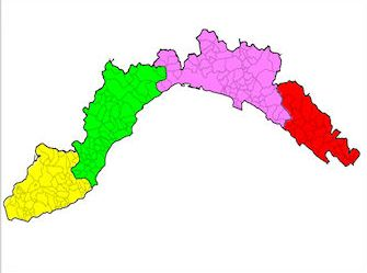 The province in Liguria